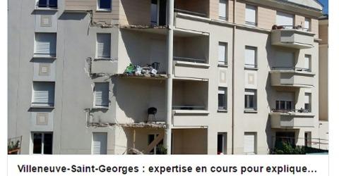 Expertise balcon Val-de-Marne