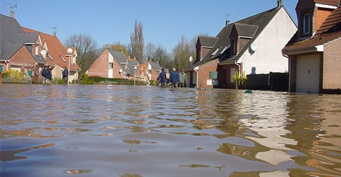 Sinistre Inondation