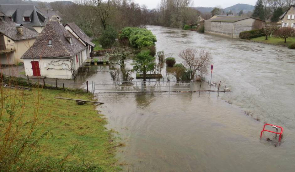 Inondation Corrèze