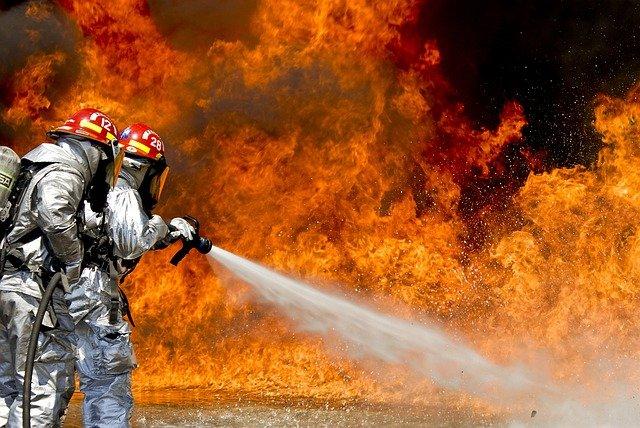 dommage de mouille incendie